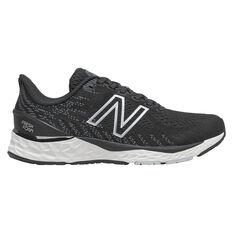 New Balance 880 v11 Kids Running Shoes Black/White US 4, Black/White, rebel_hi-res