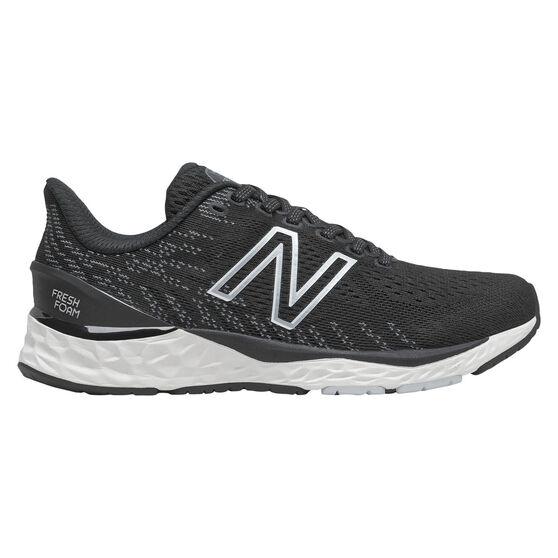 New Balance 880 v11 Kids Running Shoes, Black/White, rebel_hi-res