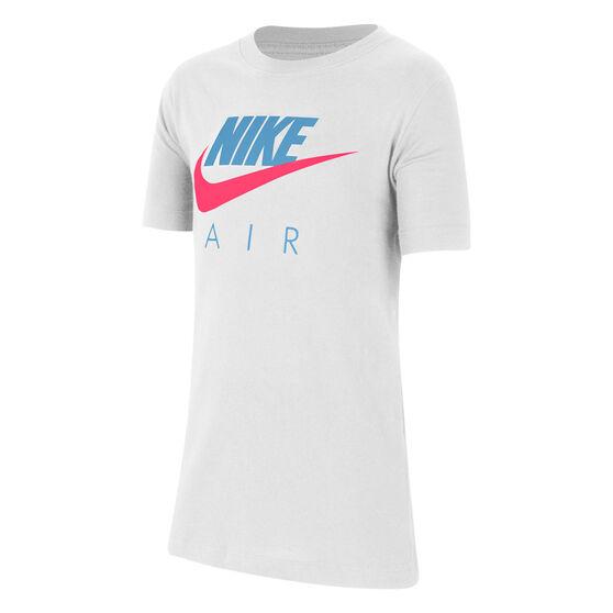 Nike Air Boys NSW Tee, White, rebel_hi-res