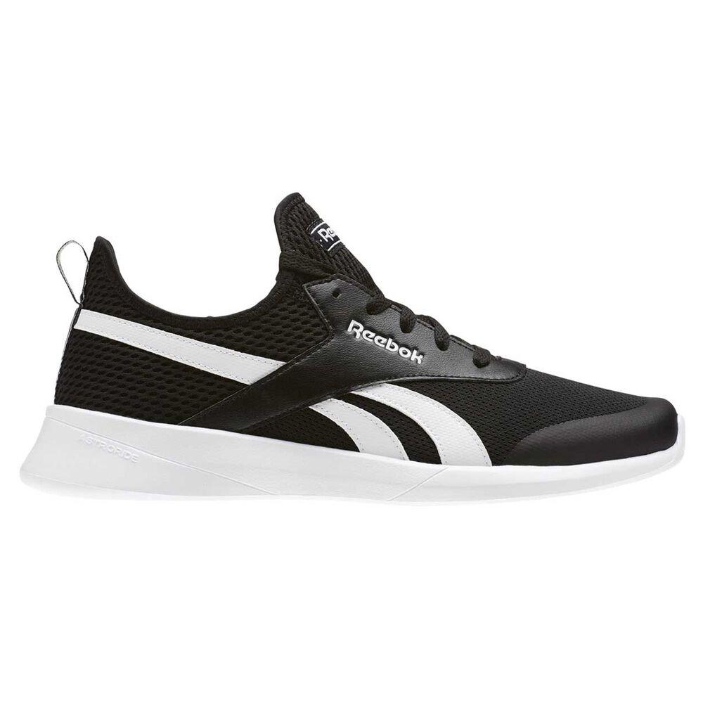 Reebok Royal EC Ride Mens Casual Shoes Black   White US 11  c134c99f7