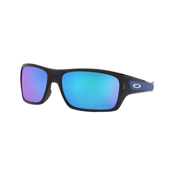 OAKLEY Turbine Sunglasses - Black Ink with PRIZM Sapphire, , rebel_hi-res