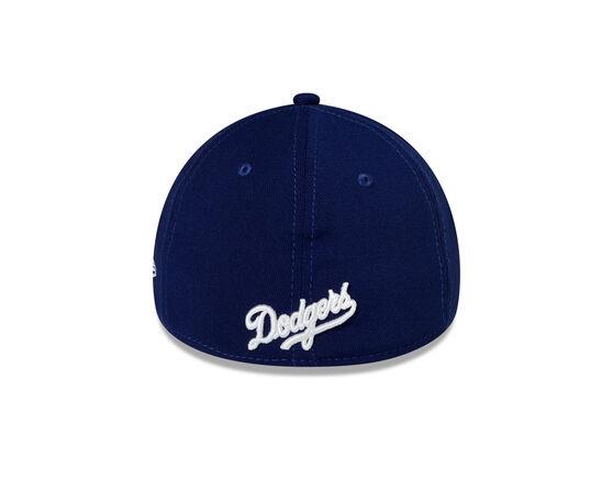 Los Angeles Dodgers 39THIRTY Cap, Navy, rebel_hi-res