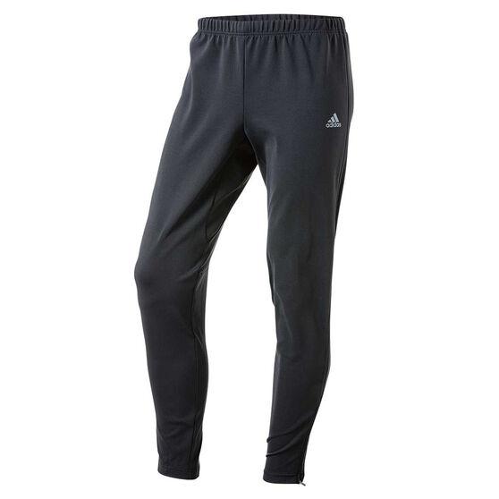 787e1705a04 adidas Mens Response Track Pants Black XL Adult, Black, rebel_hi-res