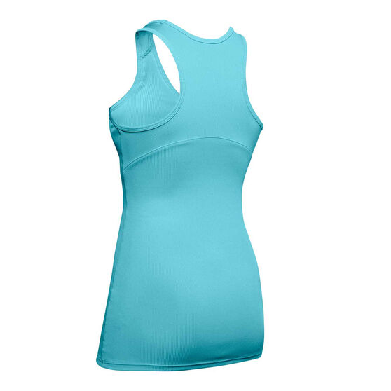 Under Armour Womens Victory Tank, Blue, rebel_hi-res