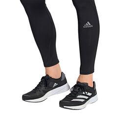adidas Adizero Adios 6 Mens Running Shoes, Black/White, rebel_hi-res