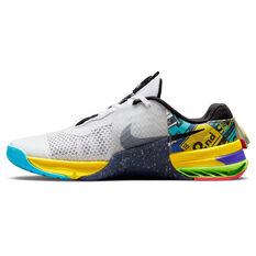 Nike Metcon 7 AMP Mens Training Shoes White US 7, White, rebel_hi-res