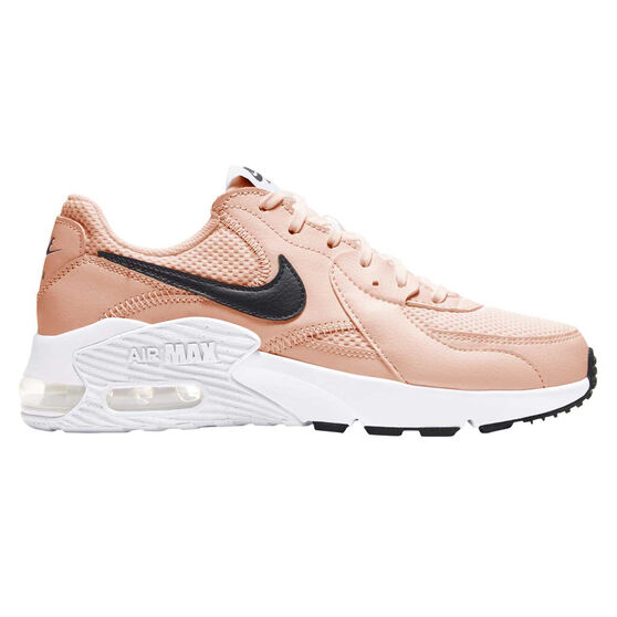 Nike Air Max Excee Womens Casual Shoes, Pink/White, rebel_hi-res