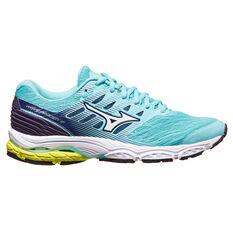 Mizuno Wave Prodigy 2 Womens Running Shoes Blue / Aqua US 6, Blue / Aqua, rebel_hi-res