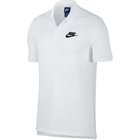 Nike Mens Sportswear Matchup Polo, White, rebel_hi-res