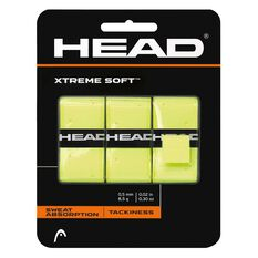 Head Xtreme Soft Overgrip Yellow, , rebel_hi-res