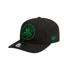 Boston Celtics 2019 New Era 9FIFTY Original Fit Cap Black / Green S / M, Black / Green, rebel_hi-res