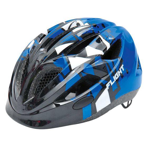Flight Toddler Bike Helmet 51-55cm Blue / Black, , rebel_hi-res