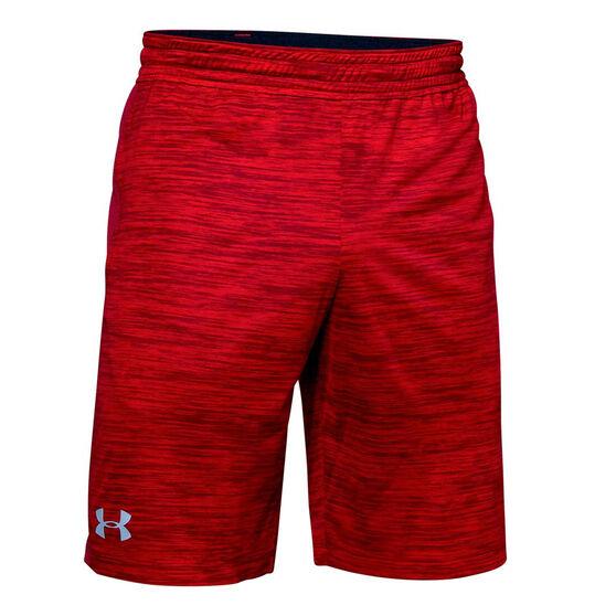 Under Armour Mens MK-1 Twist Shorts, , rebel_hi-res