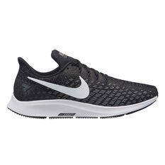 Nike Air Zoom Pegasus 35 Womens Running Shoes Black / White US 6, Black / White, rebel_hi-res