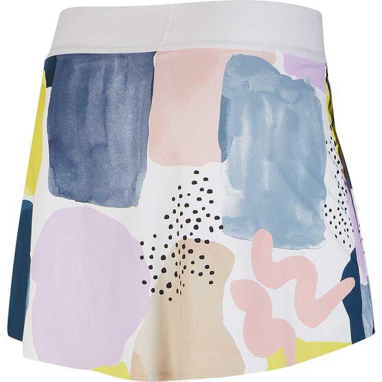 NikeCourt Womens Tennis Skirt, Multi, rebel_hi-res