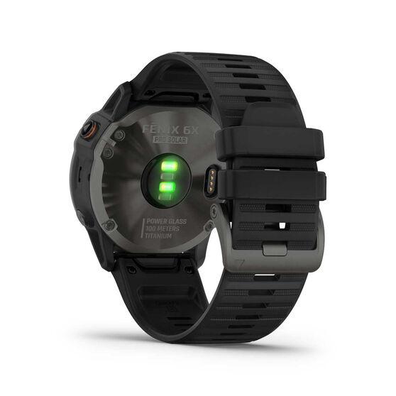 Garmin Fenix 6X Solar Smartwatch, , rebel_hi-res