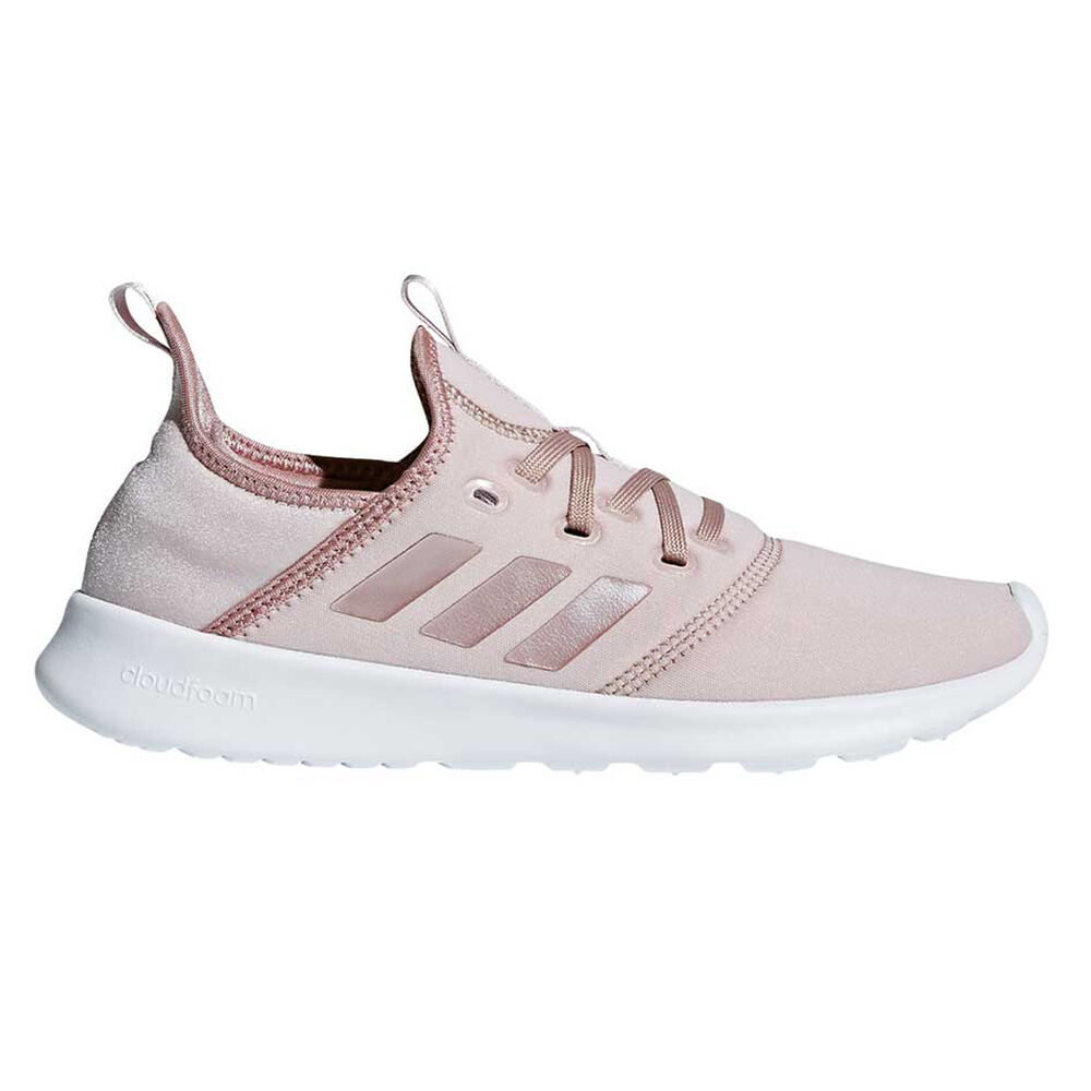5267a723c1b adidas Cloudfoam Pure Womens Casual Shoes Lilac   Silver US 7 ...