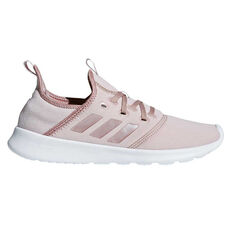 adidas Cloudfoam Pure Womens Casual Shoes Lilac / Silver US 6, Lilac / Silver, rebel_hi-res