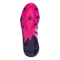 adidas Predator Freak .3 Kids Football Boots, Black, rebel_hi-res