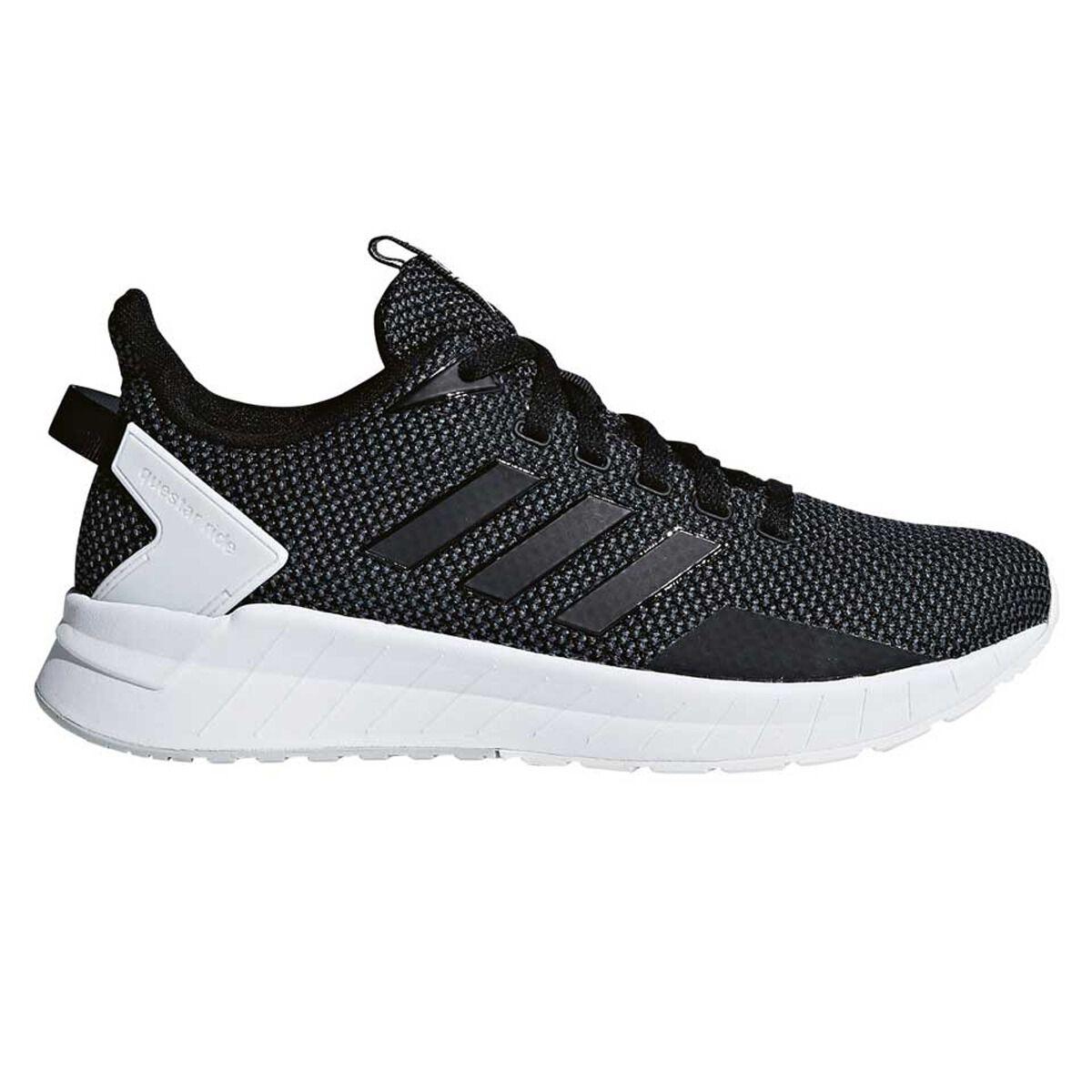 adidas Questar Ride Womens Running Shoes Black White US 6.5