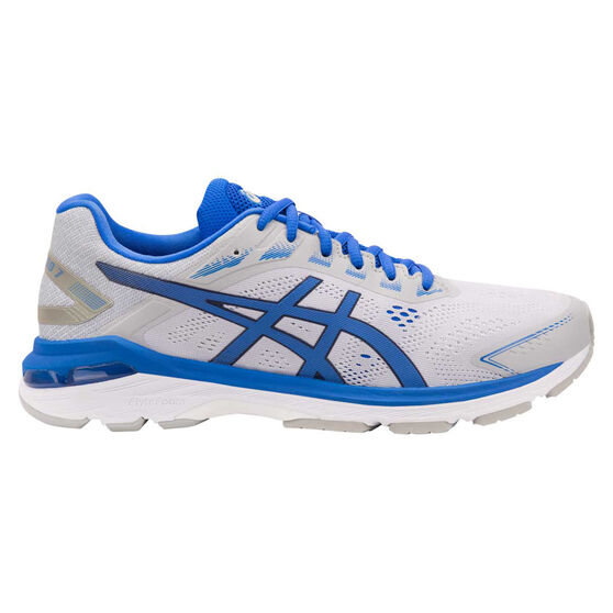 Asics GT 2000 7 Lite Show Mens Running Shoes, Grey / Blue, rebel_hi-res
