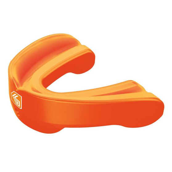 Shock Doctor Gel Nano Mouthguard Orange Adult, , rebel_hi-res
