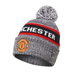Manchester United 2018 Knit Beanie, , rebel_hi-res