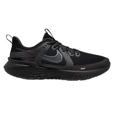 Nike Legend React 2 Mens Running Shoes Black US 7, Black, rebel_hi-res