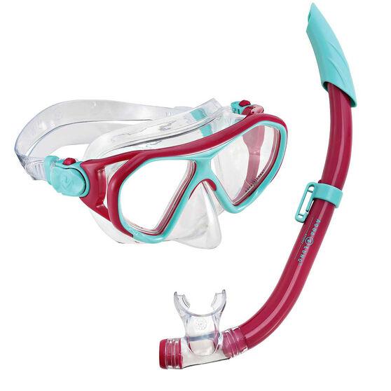 Aqua Lung Junior Urchin Snorkel Combo, , rebel_hi-res