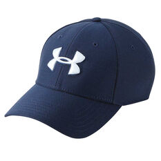 Under Armour Mens Blitzing 3.0 Cap Navy / Grey M / L, Navy / Grey, rebel_hi-res