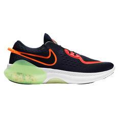 Nike Joyride Dual Run Mens Running Shoes Navy / Yellow US 7, , rebel_hi-res