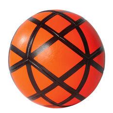 adidas Glider Soccer Ball Black / Red 5, Black / Red, rebel_hi-res