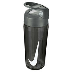 Nike Hypercharge 473ml Water Bottle Black, Black, rebel_hi-res