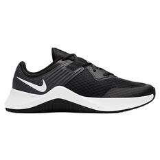 Nike MC Trainer Womens Training Shoes Black/White US 6, Black/White, rebel_hi-res
