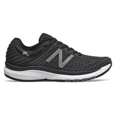 New Balance 860v10 D Womens Running Shoes Black US 6, Black, rebel_hi-res