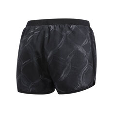 adidas Womens Marathon 20 Fences Running Shorts Grey XS, Grey, rebel_hi-res