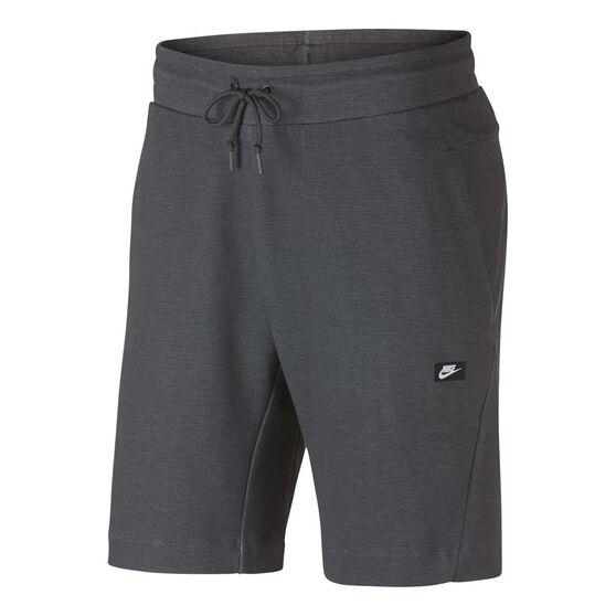 Nike Mens Sportswear Optic Shorts, Dark Grey, rebel_hi-res