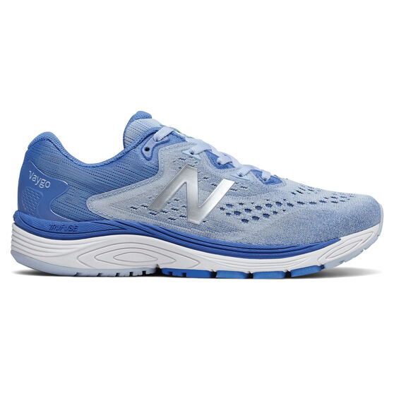 New Balance Vaygo D Womens Running Shoes, Blue, rebel_hi-res