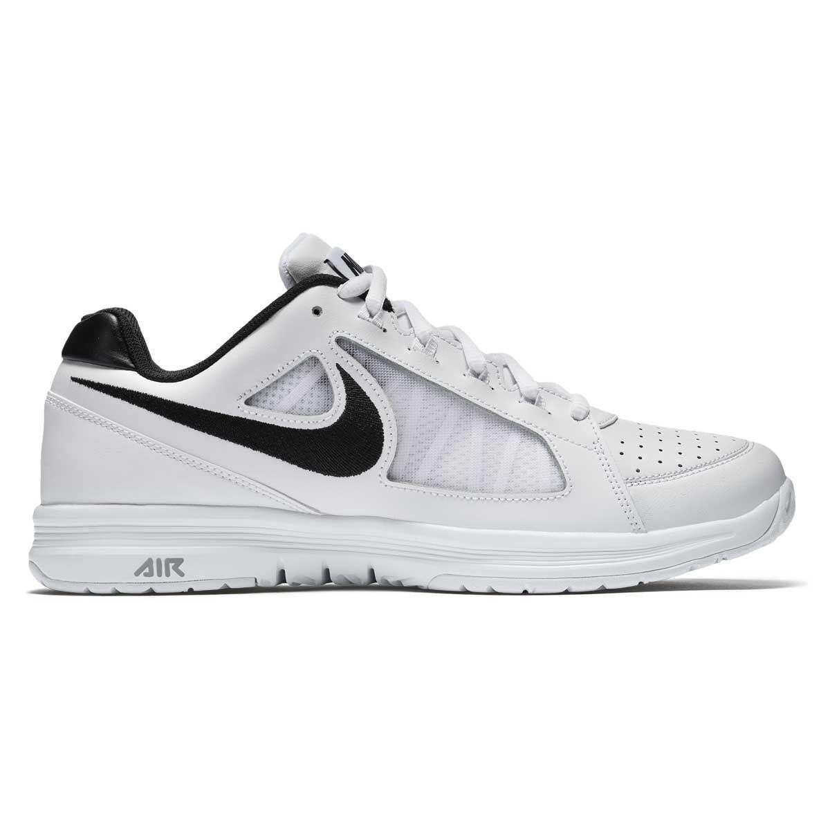 new concept 0c0bc b4c4f ... cheapest nike vapor ace mens tennis shoes white black us 12.5 white  black 4632c 60e8f