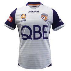 Perth Glory 2018 Kids Away Jersey, , rebel_hi-res