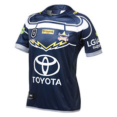 North Queensland Cowboys 2019 Mens Home Jersey Navy S dcd663ed3