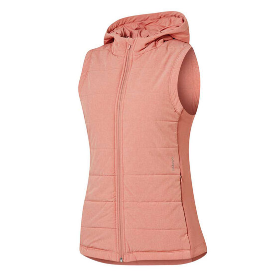 Ell & Voo Womens Masey Quilted Vest, , rebel_hi-res
