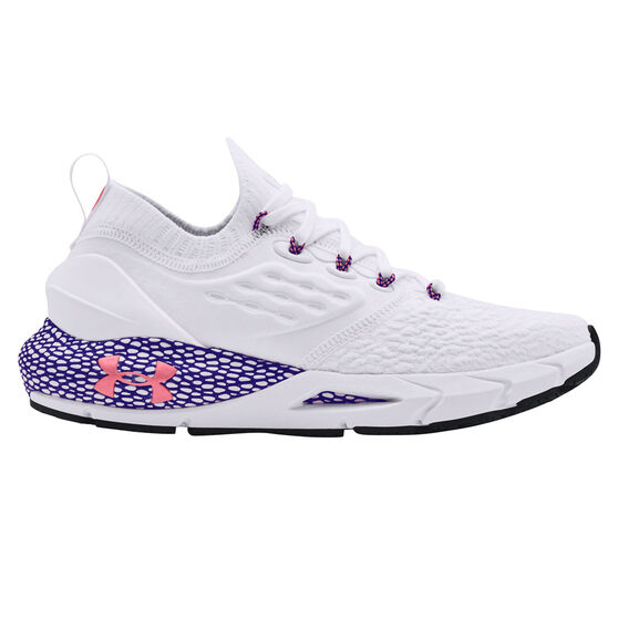 Under Armour HOVR Phantom 2 Womens Running Shoes, White, rebel_hi-res