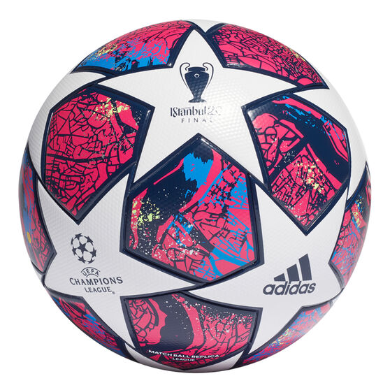 adidas UECL Finale Istanbul League Soccer Ball, , rebel_hi-res