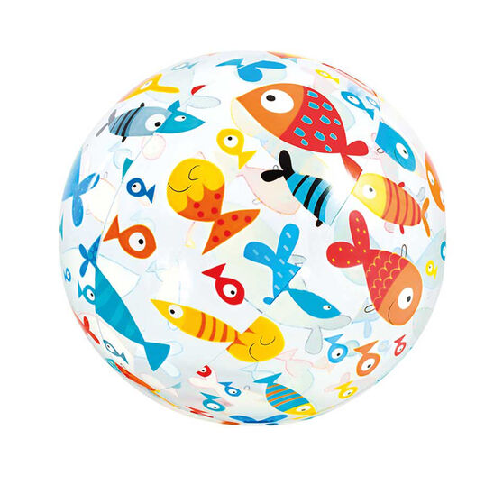 Intex Print Beach Ball, , rebel_hi-res