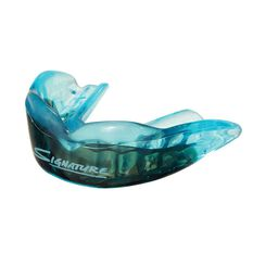 Signature Viper Mouthguard Blue / Clear Adult, Blue / Clear, rebel_hi-res