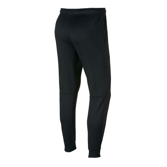 Nike Mens Therma Tapered Training Pants, Black, rebel_hi-res