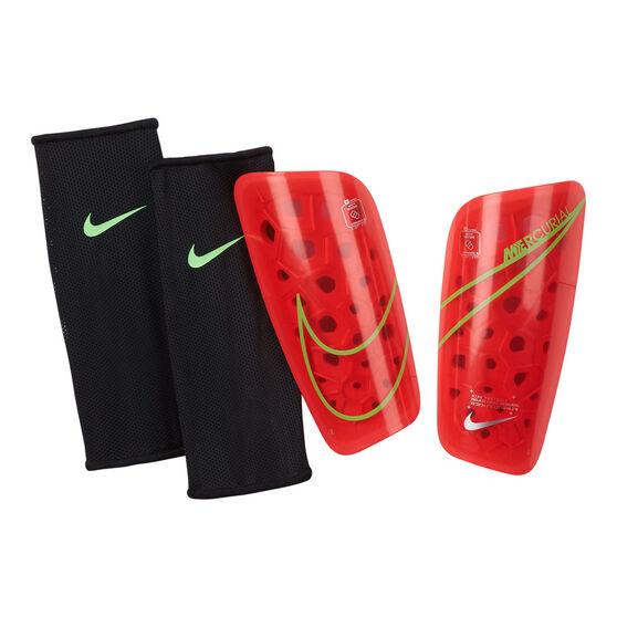 Nike Mercurial Lite Shin Guards, Red, rebel_hi-res