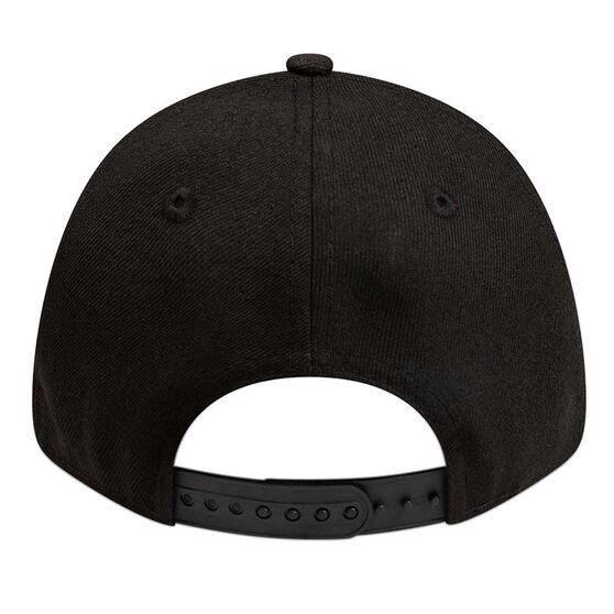 Los Angeles Clippers New Era 9FORTY Black Cloud Cap, , rebel_hi-res