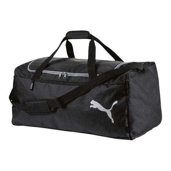 Puma Fundamentals Large Sports Bag, , rebel_hi-res